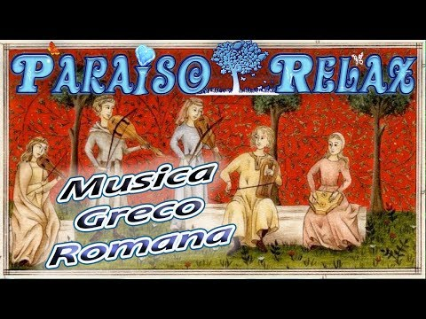 GRECO ROMANO New, MUSICA RELAJANTE GRECOROMANA PARA ESTUDIAR, TRABAJAR, DORMIR, RELAX MUSIC