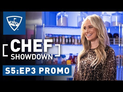Chef Showdown | Season 5: Episode 3 Promo - Kristine Leahy Shares Her Biggest Food Gamble | Topgolf