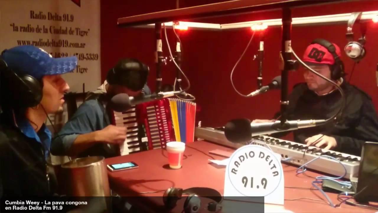 Cumbia Colombiana En Radio Delta Fm 91