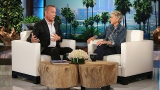 Ellen And Tom Hanks Have A Pixar-off!