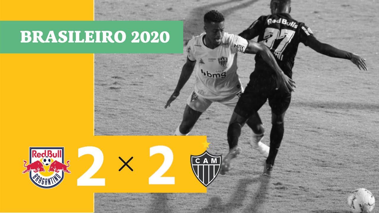 Брагантино  2-2  Атлетико Минейро видео