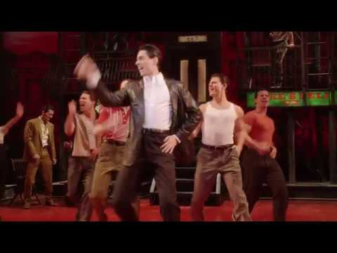 Broadway In Chicago - A Bronx Tale the Musical