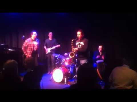 After-show perf by BUDDY cast -