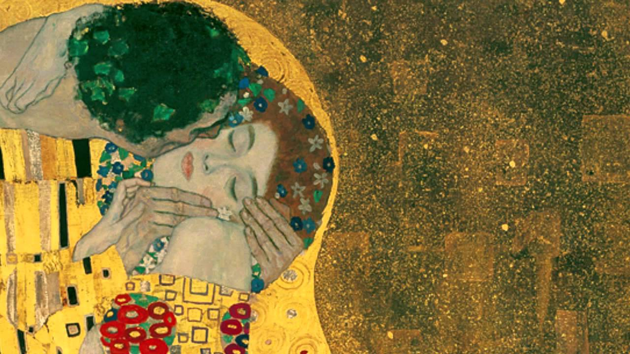 Image result for klimt kiss