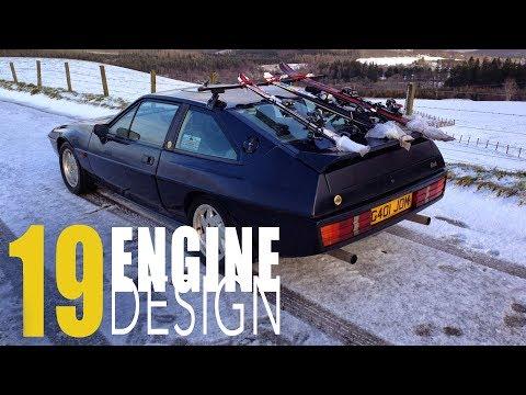 SOUP Classic Motoring E.19 // Sheet Metal Folding Brake, Engine Design, Jaguar Land Rover, Excel