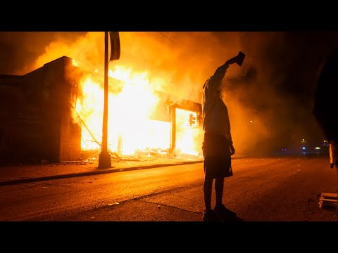 Disorder in Minneapolis, Minnesota for 5th straight Day of Unrest over George Floyd Murder