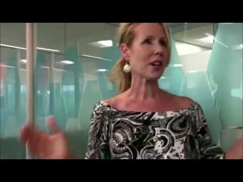 Tour of City Centre One with Rowena Rozzitti, Vice President of Healthcare and Innovation