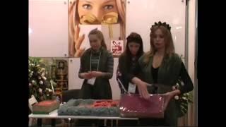 Логотип из мха : мастер-класс по работе с мхом ягель от компании «Etoile Flora» (Украина)(, 2016-08-08T16:36:11.000Z)