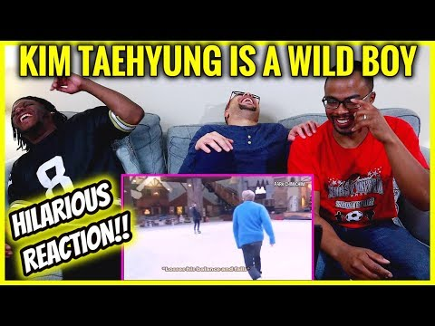 V Is A WILD BOY!! | Kim Taehyung Being Himself REACTION