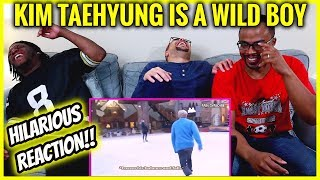 Baixar V is a WILD BOY!! | Kim Taehyung Being Himself REACTION