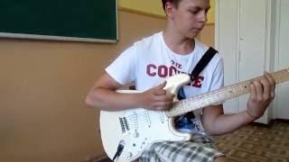 Жуки - Батарейка. Виталий 16 лет, ученик школы игры на гитаре.