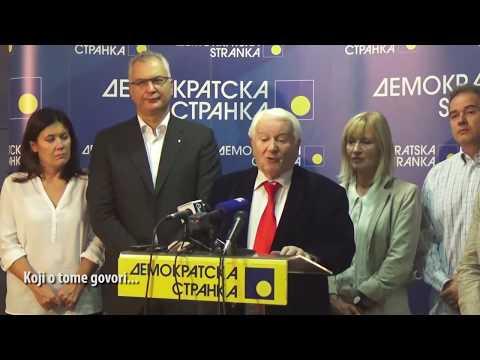 Dragoljub Mićunović: Za odbranu demokratije