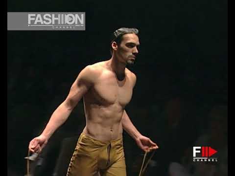 GIANFRANCO FERRÉ Menswear Spring Summer 2000 Milan - Fashion Channel