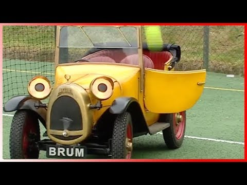 Brum 502 | STOP WATCH BOTCH | Kids Show Full Episode
