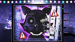 A NEW SHADOW ANIMATRONIC BROKE INTO CANDYS... (FNAC MOD) | Five Nights at Candy's Remastered (FNAF)
