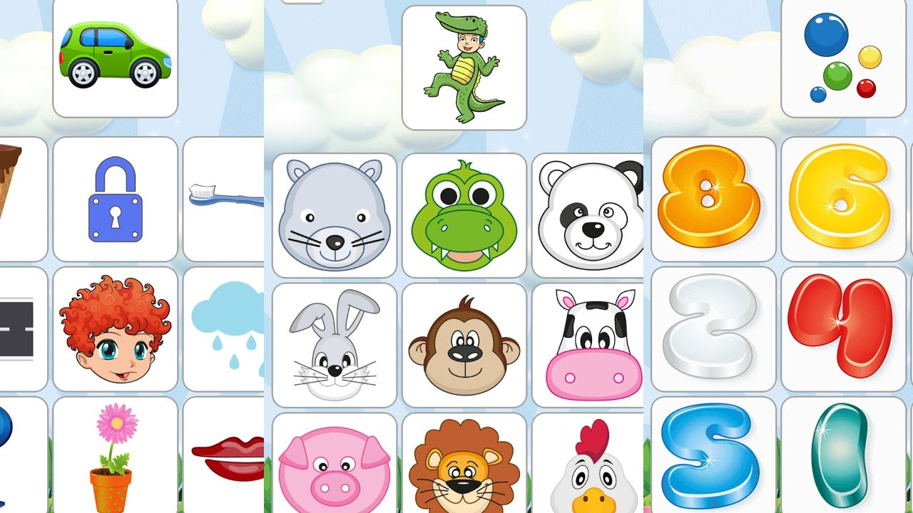 Preschool Adventures 2, Education Puzzles For 4-5 Years ...