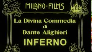 L'inferno (1911) FULL MOVIE w/LIVE SCORE (2016)