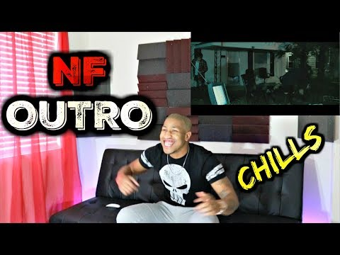 Oh My God,Goosebumps 💯🔥🔥 NF - Outro Reaction