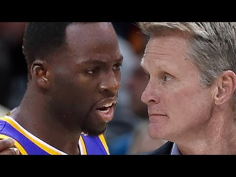 Steve Kerr CAUGHT Saying