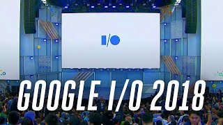 Google I/O 2018 keynote in 14 minutes