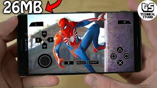 [26 MB] Unreleased Spider man Game For Android - Spiderman 2 Android Game