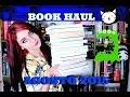 BOOK HAUL: Agosto 2015 (cumpleaños)