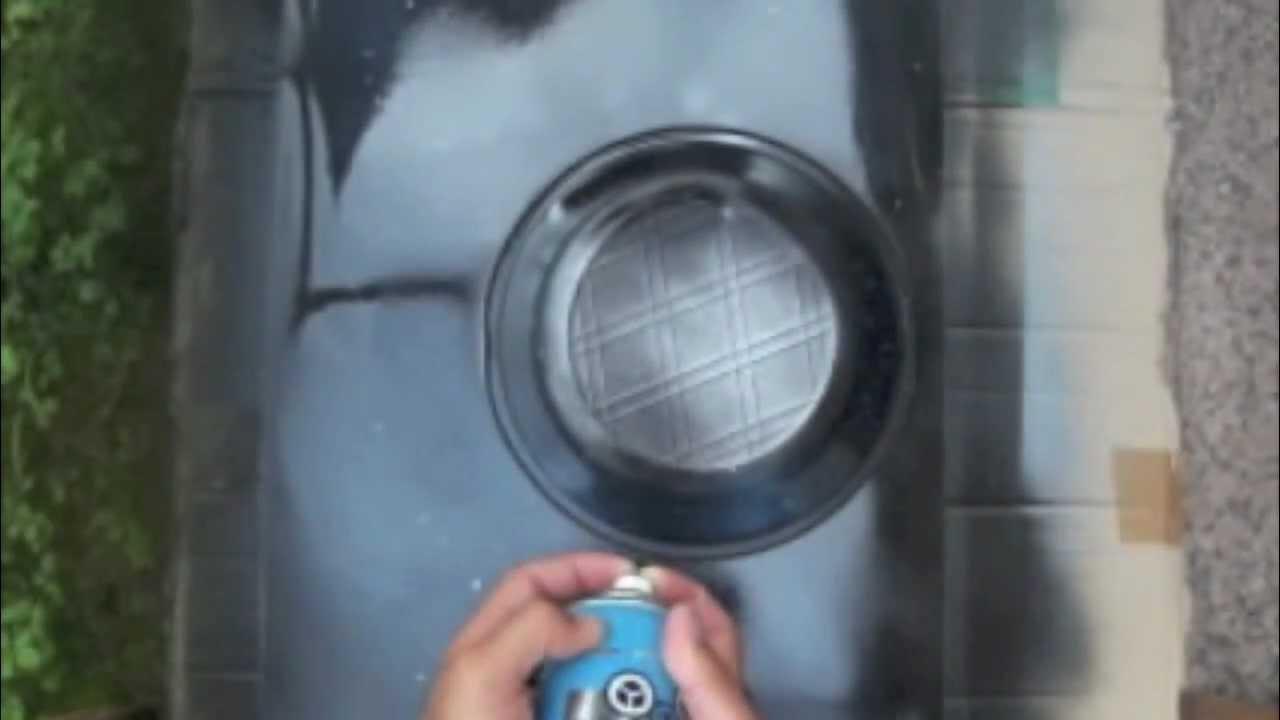 Dipingere con bombolette spray  YouTube
