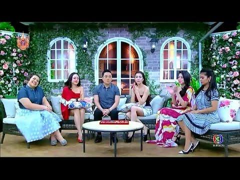 สมาคมเมียจ๋า | ดูดวงจากสีผมและการแต่งตัว หมอช้าง ทศพร ศรีตุลา | 10-03-58 | TV3 Official
