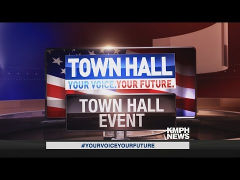 """Your Voice. Your Future. Immigration in America."" - KMPH Town Hall Meeting"