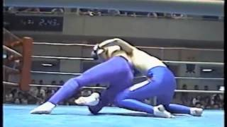 MMA in 1990 July 9, 3 years before UFC 1 [Shooto Japan]