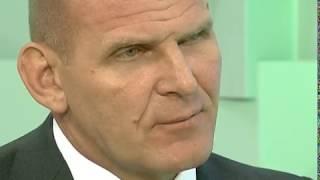 Александр Карелин о развитии борьбы в Воронежской области