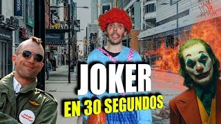 JOKER EN 30 SEGUNDOS
