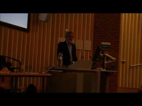 Leverhulme Lecture