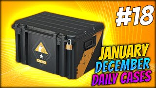 OPENING EXPENSIVE CASES SPECIAL ★ DECEMBER DAILY CASES DAY 18 - CS:GO CASE OPENING