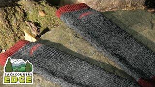 Darn Tough Hike-Trek Merino Wool Mountaineering Extra Cushion Sock