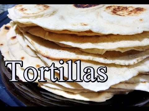 Como fazer Tortillas bem Fácil (por Fernando Couto)