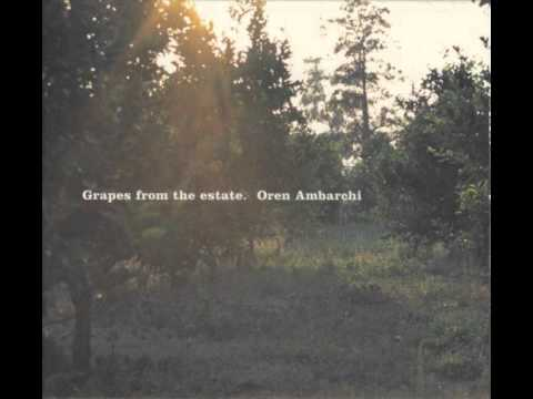 Oren Ambarchi - Stars Aligned, Webs Spun
