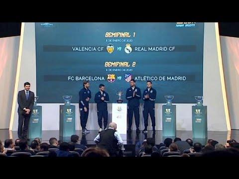 TVE diz não à Supertaça espanhola