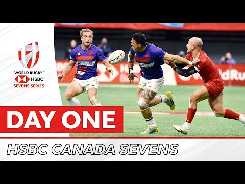 DAY ONE HIGHLIGHTS | Canada Sevens