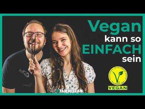 Vegan kann so einfach sein   Yammibean Veganer Kanal (Trailer)