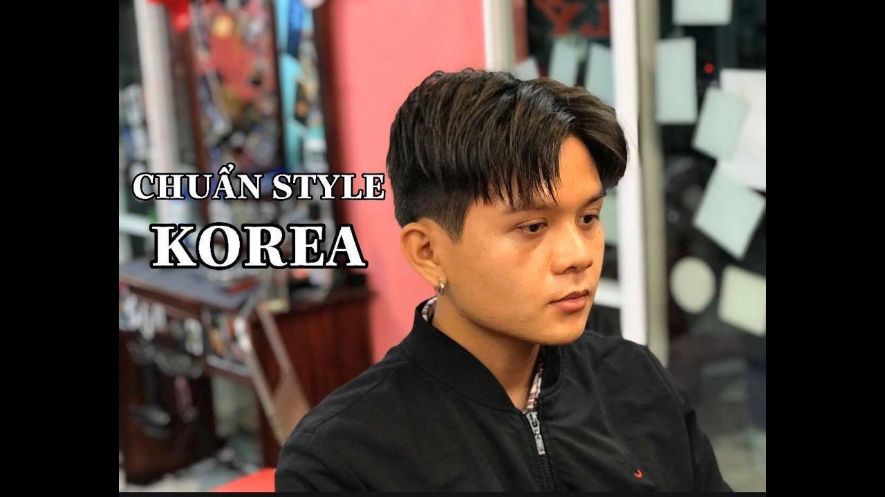Middle Part – Kiểu tóc Hai Mái Huyền Thoại chuẩn style tóc nam Hàn Quốc   Tóm tắt các thông tin nói về tóc nam 2 mái ngắn chuẩn nhất