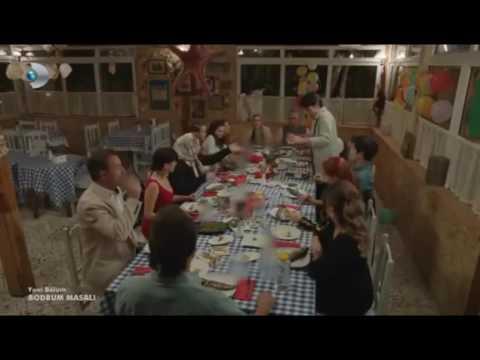 Bodrum Masalı 13. Bölüm - Kelebek Bardağı Kırar..