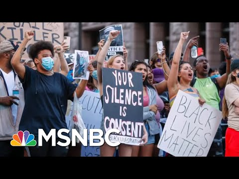 Hayes On Disproportionate Effects Of Virus, Police Injustice On People Of Color | All In | MSNBC