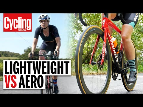 Lightweight vs Aero: Time Trial and Hill Climb Challenge | Cycling Weekly