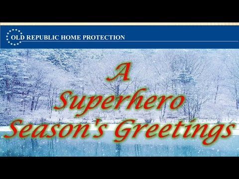 December Video of the Month - Season's Greetings
