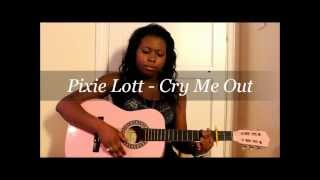 Pixie Lott - Cry Me Out (Nazz Cover)