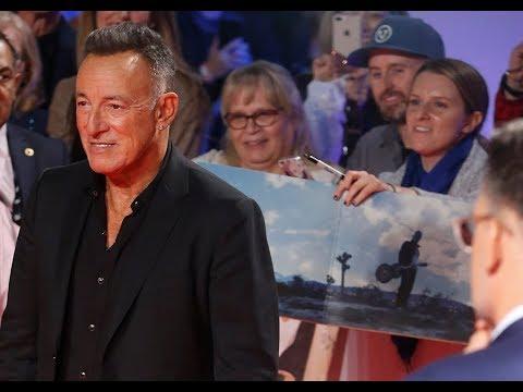 Bruce Springsteen digs deep for 'Western Stars' film