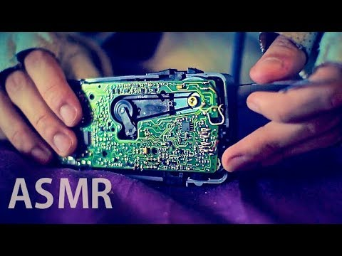 [ASMR] Repair Electronic Device - No Talking