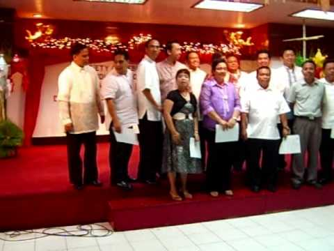 SOCIETY OF CEBU REALTY FIRMS, INC - Induction of 2010 Officers and Directors