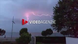 Tornado in Grecia, 6 turisti morti e 30 almeno feriti| videoagenzie